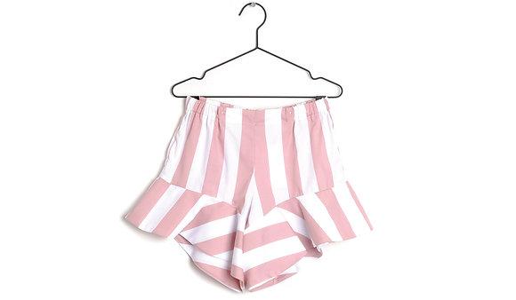 Wolf & Rita Aurelia Shorts (Pink Stripes)