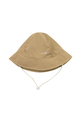 Tiny Cottons Solid Bucket Hat (Sand)