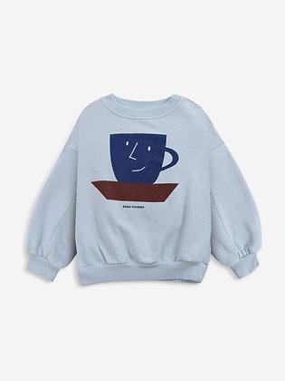 Bobo Choses Cup Of Tea Sweatshirt