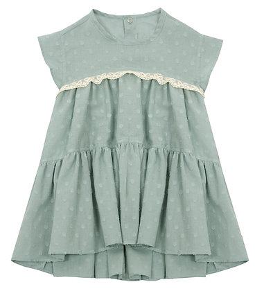 Frou Frou Amalia Dress (Bleue Lace)
