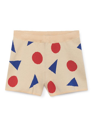Bobo Choses Pollen Knitted Shorts