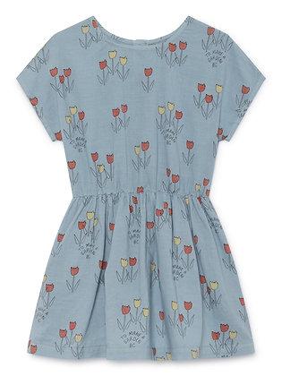 Bobo Choses Poppy Prairie T-Shape Dress