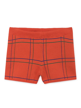 Bobo Choses Lines Knitted Shorts