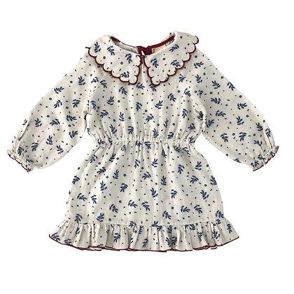 Liilu Penelope Dress (Winter Blossom)