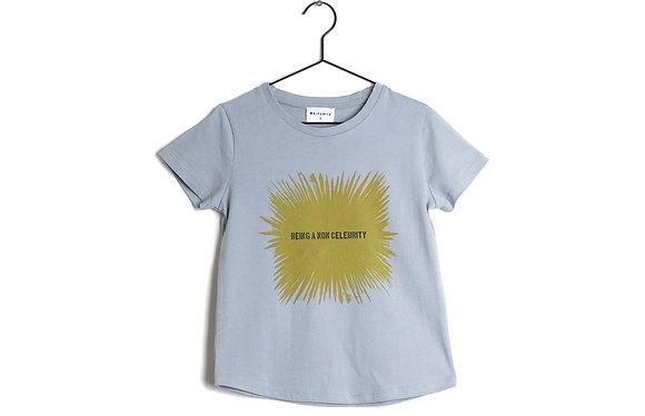 Wolf & Rita Sebastiao T-Shirt (Pale Blue)