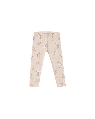 Rylee + Cru Flamingo Legging (Blush)