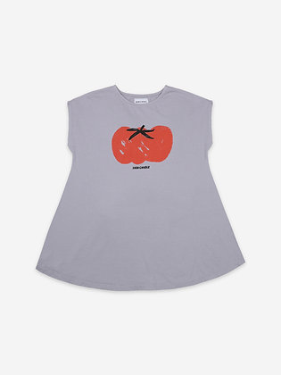 Bobo Choses Tomato Jersey Dress