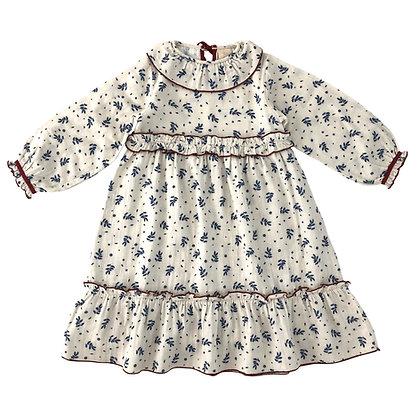 Liilu Oana Dress (Winter Blossom)