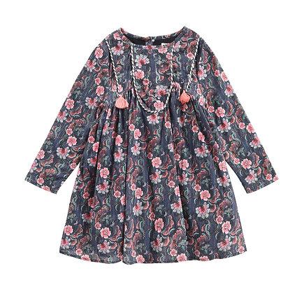 Louise Misha Roulette Dress (Storm Flowers)