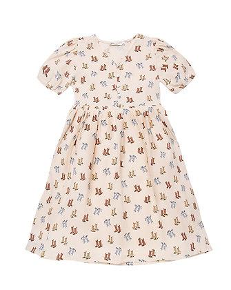 The New Society Eleonora Dress (Dallas)