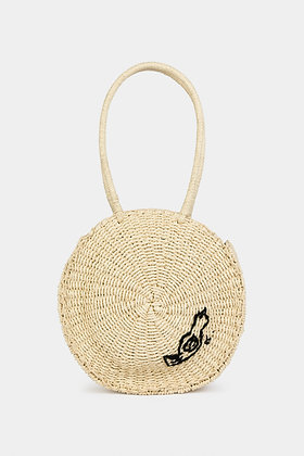 Bobo Choses Bird Round Bag