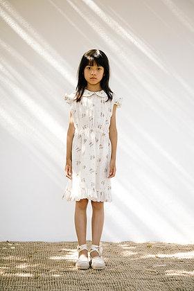 Liilu Penelope Dress (Summer Blossom)