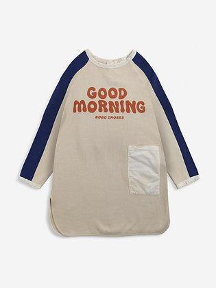 Bobo Choses Good Morning Fleece Dress