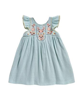 Louise Misha Jendahiu Dress (Almond)