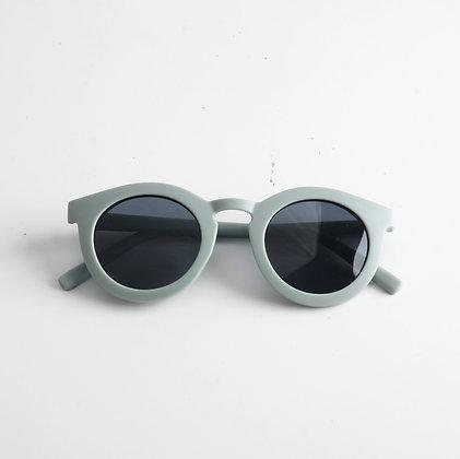 Grech & Co. Sustainable Sunglasses (Child - Light Blue)
