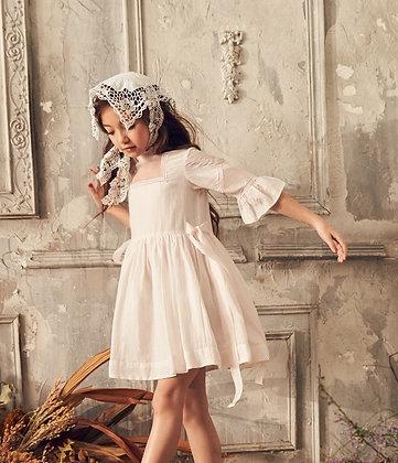 Love By Nellystella Georgia Dress (Petal Pink)