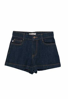 Tiny Cottons Denim Short (Denim)