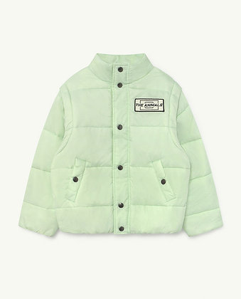 The Animals Observatory Lemur Kids Jacket (Mint The Animals)