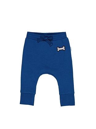 Huxbaby Dog Bone Crotch Pant (Whirlpool)