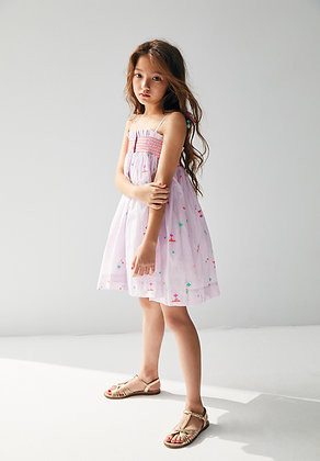 Nellystella Camila Dress (Summer Splash)