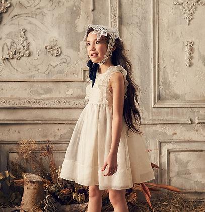Love By Nellystella Mae Dress (Star White)