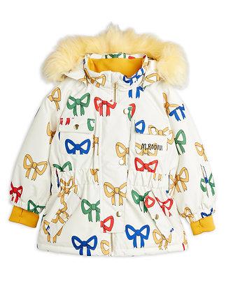 Mini Rodini Soft Ski Jacket (Offwhite)