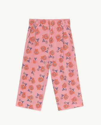 The Animals Observatory EMU Kids Trousers (Pink Lions)