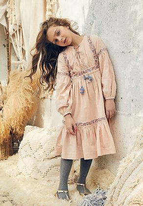 Nellystella Nicola Dress (Apricot)