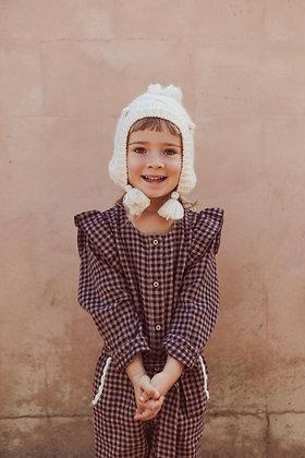Louise Misha Lauria Beanie (Cream)