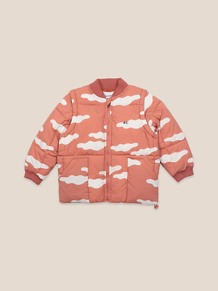 Bobo Choses Clouds All Over Padded Jacket