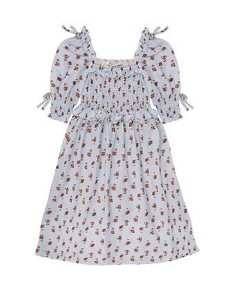 The New Society Jane Dress (Daisy Flower)