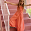 Thumbnail: Airfish Cotton Candy Jumpsuit (Coral Pink)