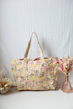 Louise Misha Beverly Tote Bag (Sienna Parrots)
