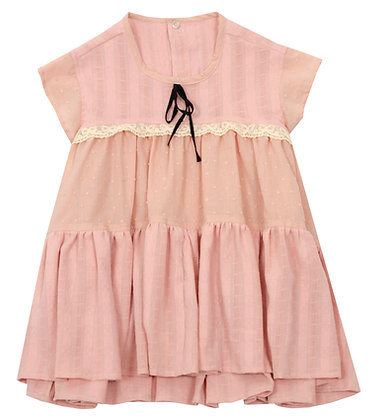 Frou Frou Amalia Dress (Rose Lace)