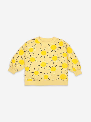 Bobo Choses Sun All Over Sweatshirt