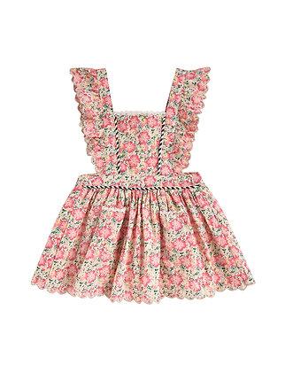 Louise Misha Mistinguette Dress (Pink Meadow)