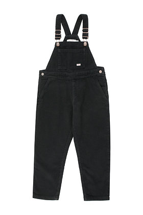 Tiny Cottons Cord Overall (Black)