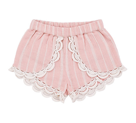 Louise Misha Kai Shorts (Blush Stripes)