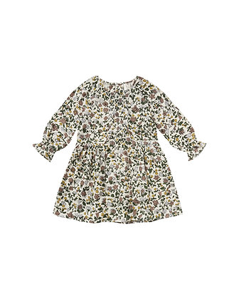 Rylee + Cru Enchanted Garden Sadie Dress (Ivory)