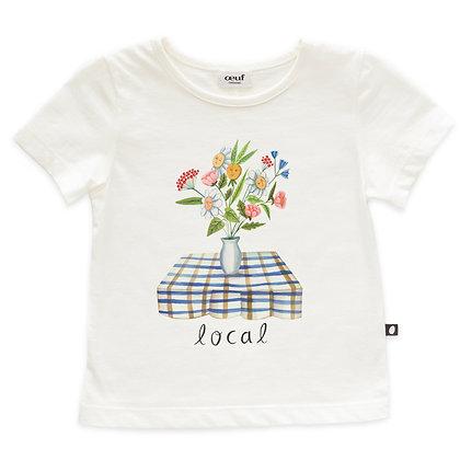 Oeuf Tee (Gardenia)