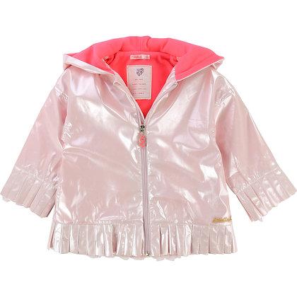 BILLIEBLUSH RAINCOAT (ROSE PINK)