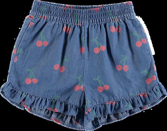 Stella McCartney Cherry Print Shorts