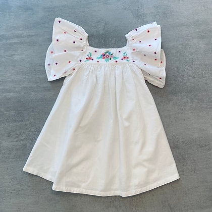 Bonton/Bonbon Reve Dress (White)