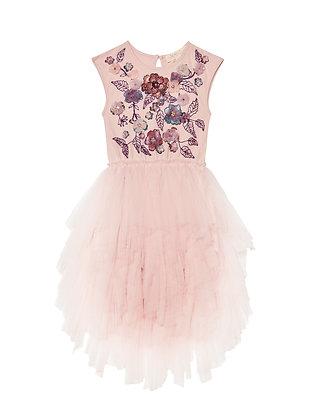Tutu Du Monde She Blooms Tutu Dress (Porcelain Pink)