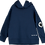Thumbnail: Beau Loves Hooded Sweatshirt (Navy)