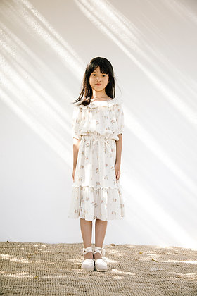 Liilu Clara Dress (Summer Blossom)