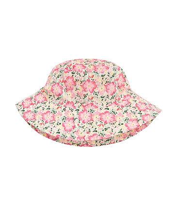 Louise Misha Lagik Sun Hat (Pink Meadow)