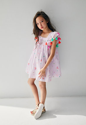 Nellystella Chloe Dress (Summer Splash)