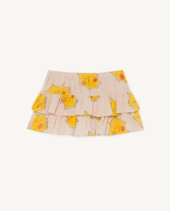 The Animals Observatory Kiwi Kids Skirt (Rose Suns)