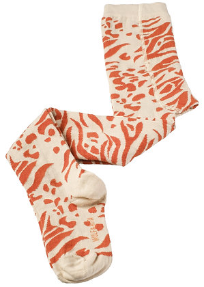 Wolf & Rita Superbacana Laranja Tights